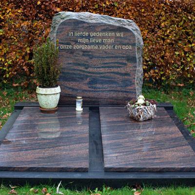 grafsteen dubbel